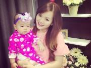 Làm mẹ - Hotgirl 9x của Vietnam Idol chia sẻ chuyện làm mẹ tuổi 21