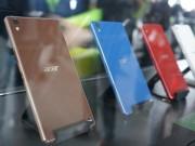 Eva Sành điệu - Acer bất ngờ tung phablet Liquid X2 với pin dùng 2 ngày