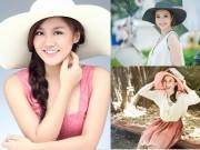 Làm đẹp - Học sao Việt cách chống nắng bảo vệ da