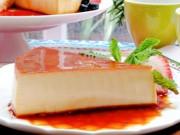 Cheese cake flan béo mềm, thơm ngon