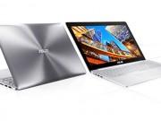 Asus ZenBook Pro màn hình 4K, đối thủ của MacBook Pro