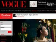 Thời trang - Ấn tượng hình ảnh của sao Việt trên tạp chí Vogue