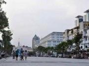 Tin tức - Phố đi bộ hiện đại nhất Việt Nam trước giờ mở cửa
