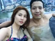 Làng sao - Diễm My 9X hạnh phúc đi du lịch cùng bạn trai