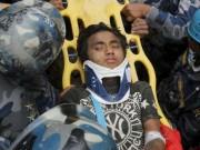 Nepal: Cậu bé 15 tuổi còn sống sau 5 ngày bị chôn vùi