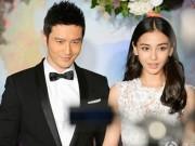 Làng sao - Rộ tin Angela Baby và Huỳnh Hiểu Minh chia tay