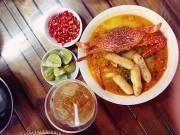 """Bếp Eva - Hàng bánh canh ghẹ nước cốt dừa """"gây nghiện"""" ở Sài Gòn"""