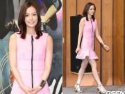Làng sao - Son Tae Young tái xuất màn ảnh sau sinh
