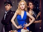 Làng sao - Giang Hồng Ngọc tăng tốc sau khi giành giải Vàng The Remix