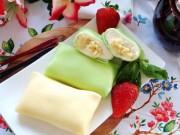 Bếp Eva - Bánh crepe kem sầu riêng siêu ngon