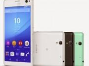 """Eva Sành điệu - Sony chính thức giới thiệu smartphone chuyên """"tự sướng"""" Xperia C4"""