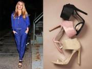Thời trang - Hé lộ kiểu sandal sành điệu nhất hè 2015