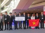 VN đoạt giải cao tại Olympic Vật lí châu Á 2015