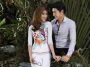 Thời trang - Kim Dung say đắm trong vòng tay Trương Nam Thành