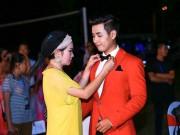 Làng sao - Nguyên Khang được đàn chị Phương Thanh chăm sóc