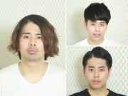 Clip chàng trai Hàn Quốc tự cắt tóc gây  ' sốt '  mạng