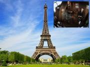 Nhà đẹp - Ngạc nhiên với ngôi nhà nhỏ trên đỉnh tháp Eiffel