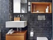Nhà đẹp - 7 mẹo trang trí phòng vệ sinh tiết kiệm mà đẳng cấp