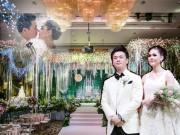 """Ngắm """"đám cưới pha lê"""" của Chompoo Araya"""