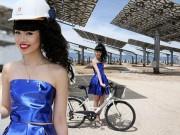 Thời trang - Mẫu Việt khiến thế giới xôn xao với sàn catwalk độc nhất vô nhị