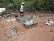 Tin tức - Đơn vị xúc đất không biết có 1.000 ngôi mộ?