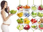 Bà bầu - Hoa quả mẹ bầu nên và không nên ăn trong mùa nóng