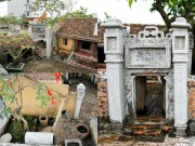 Nhà đẹp - 'Quê nội' thu nhỏ khiến nghìn người nhớ quê hương