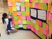 Tin tức - Bé 10 tuổi kêu gọi mọi người viết lời cảm ơn