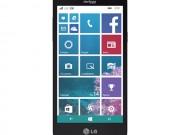 Eva Sành điệu - LG ra mắt smartphone đầu tiên chạy Windows Phone