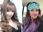 Làm đẹp - Những kiểu tóc chất lừ của mỹ nhân Việt tuần qua