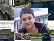 Làng sao - Nhật Tinh Anh bất ngờ bị tai nạn xe hơi