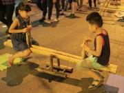 Tin tức - Khám phá khu vui chơi 'đồng nát' của trẻ Thủ đô
