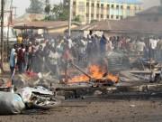 Tin tức - Bé gái 12 tuổi đánh bom tự sát giết 7 người