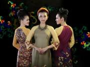 Thời trang - Áo dài Việt Nam xuất hiện trong bảo tàng New York