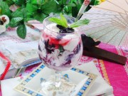 Bếp Eva - Cách làm sữa chua nếp cẩm ngon mê mẩn