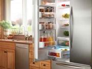 Nhà đẹp - Mẹo sử dụng tủ lạnh để tiết kiệm điện, kéo dài tuổi thọ tủ lạnh