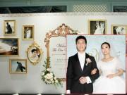 Làng sao - Ngắm đám cưới lung linh của người đẹp Chân Hoàn truyện
