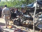 Tin tức - Xe chở người Việt gặp nạn ở Campuchia, 25 người thiệt mạng