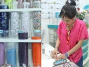 Thời trang - Trang sức tự chế - Thước đo cá tính của phái đẹp Sài Gòn