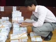 Tin tức - Kỳ thi THPT quốc gia: Hà Nội bàn giao hồ sơ tới các cụm thi