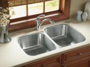 Nhà đẹp - Cách đơn giản cho nàng tự thông bồn rửa tay tắc nghẽn
