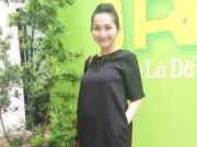Làng sao - Kim Hiền khoe bụng bầu 6 tháng thon gọn