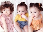 """Làm mẹ - Thời trang mùa hè """"bé nào cũng thèm"""" của con gái Elly Trần"""