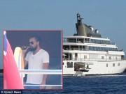 "Làng sao - Leo DiCaprio ""phớt lờ"" LHP Cannes đi chơi du thuyền"