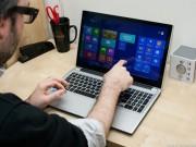 5 lý do không nên mua laptop màn hình cảm ứng