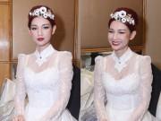 """Làng sao - Quỳnh Chi """"trong héo ngoài tươi"""" sau ồn ào hôn nhân"""