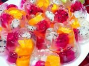 Bếp Eva - Thạch hoa quả ngọt mát cho ngày hè