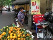 Tin tức - Cảm động những ly trà đá miễn phí giữa lòng Hà Nội