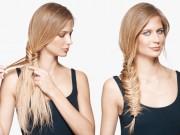 Làm đẹp - Học tết tóc đuôi cá trong nháy mắt cho mùa hè và lễ hội