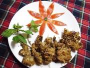 Bếp Eva - Đổi bữa với thịt xiên áp chảo